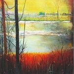 magic colors of the dnieper By Nataliia Bahatska