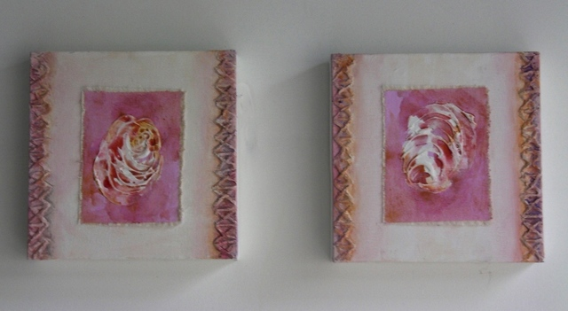 Susan Baquie: a rose is a rose, 2010 Mixed Media