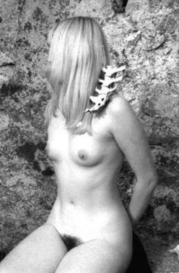 Artist: Dragutin Barac - Title: Nude9 - Medium: Silver Gelatin Photograph - Year: 2000