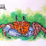 CRAB By Claudio Barake
