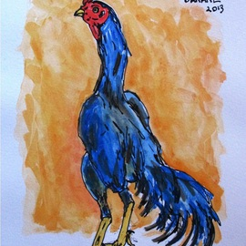 ROOSTER By Claudio Barake