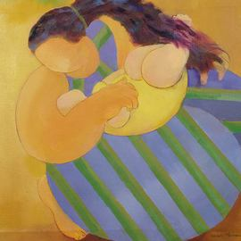 MOTHERHOOD By gladys barbot Desmangles