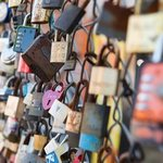 love locks By Barry Hurley
