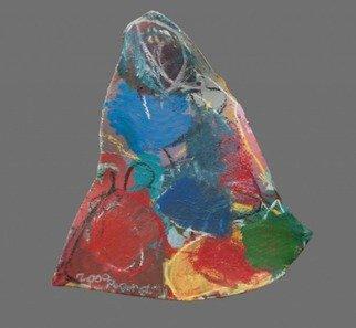Barry Pogorel Artwork Jazz, 2013 Mixed Media, Abstract