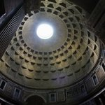 Pantheon dome By Barry Scharf