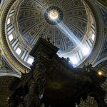 St Peters apse Vatican By Barry Scharf