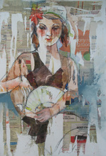 - artwork Carman-1314136367.jpg - 2011, Mixed Media, Figurative