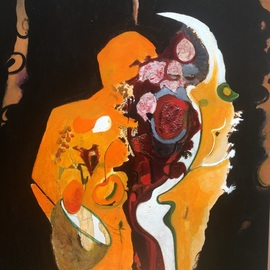 body talk flowering  By Becky Soria