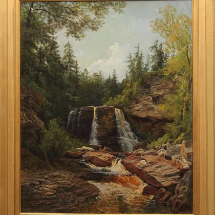 , Blackwater Falls, Landscape, Request Price