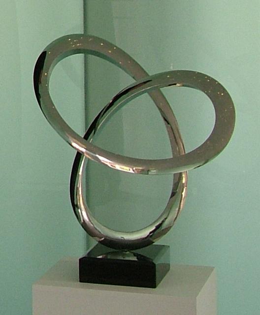 Wenqin Chen Artwork Infinity Curve No1 Original