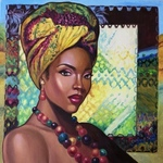 gold of africa 4 By Svetlana Belova