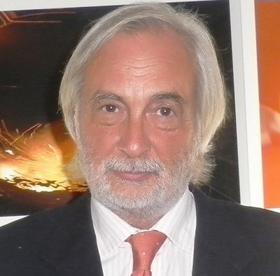 Photograph of Artist BRUNO PAOLO BENEDETTI