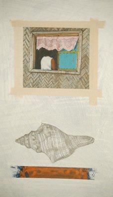 Artist: Jonathan Benitez - Title: By the window - Medium: Acrylic Painting - Year: 2011