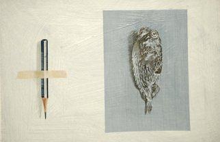 Artist: Jonathan Benitez - Title: Puffer Fish - Medium: Acrylic Painting - Year: 2011