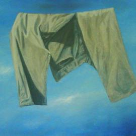 Jonathan Benitez: 'summer', 2008 Acrylic Painting, Satire. Artist Description:  this work is reflective of man's existence- under the mercy of nature. ...