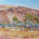 Mesa Pilbara By Bernice Wright