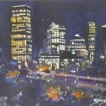 Night Moves Perth By Bernice Wright