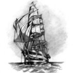 Amerigo Vespucci By Ron Berry