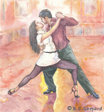 - artwork Tango__Yanina__y_Neri-1353164302.jpg - 2012, Printmaking Giclee, Figurative