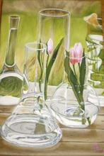 - artwork Transparencies-1302201278.jpg - 2009, Painting Oil, Still Life