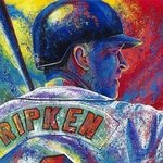 Cal Ripken By Bill Lopa