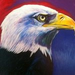 Eagle By Bill Lopa
