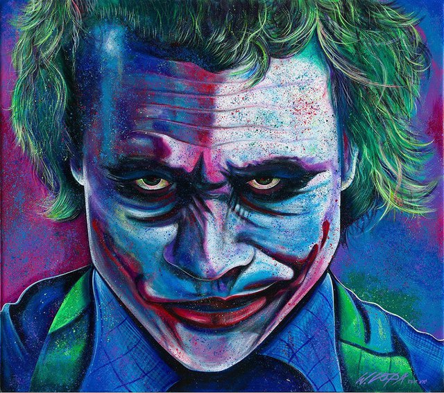 Bill Lopa Joker