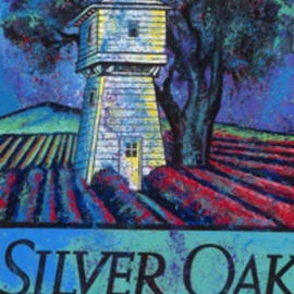 Bill Lopa Artwork Silver Oak, 2016 Acrylic Painting, Other