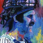 Thurman Munson By Bill Lopa