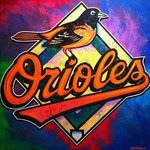 baltimore orioles By Bill Lopa