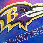 baltimore ravens team logo By Bill Lopa