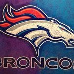 broncos team logo By Bill Lopa