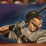 derek jeter By Bill Lopa