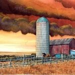 Cobourg farm By Bill Pullen