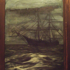 Ship At Sea, Bonie Bolen