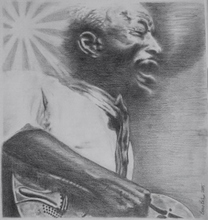 - artwork Son_House-1202173487.jpg - 2005, Drawing Pencil, Figurative