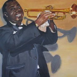 , Louis Armstrong, People, $5,775