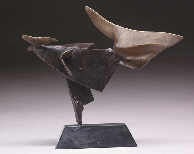 Robert Pulley Dancer And Bird 2008