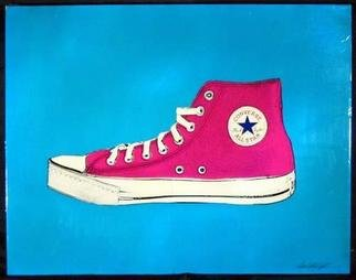 Collage by Ralph Michael Brekan titled: Converse All Star, created in 2005