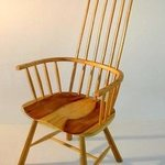 6 Spindle Chair By Michael Brown