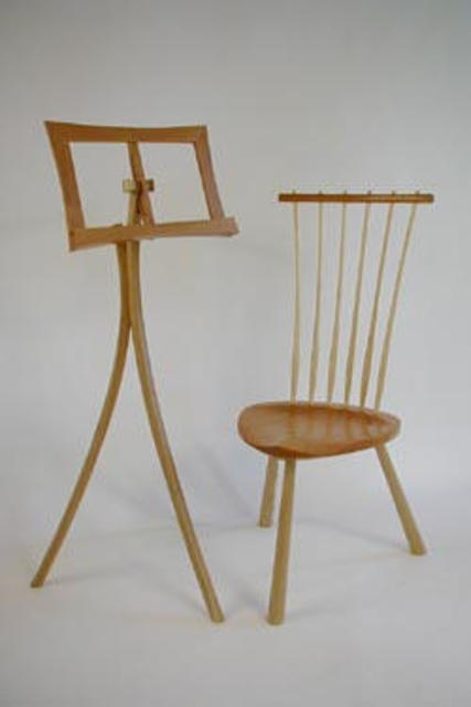 Michael Brown  'Music Set', created in 2003, Original Furniture.