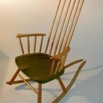 Rocking Chair By Michael Brown