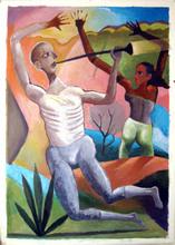 - artwork Dancing_Jubilation-1303562491.jpg - 2010, Painting Acrylic, Figurative