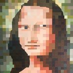 after mona lisa By Carlos Tirado
