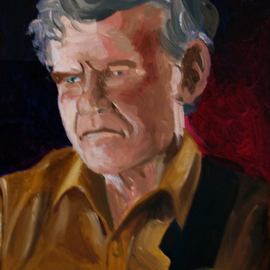 Don Carlson Artwork Doc, 2008 Oil Painting, Family