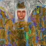 Old Testament Angel By Carole Wilson