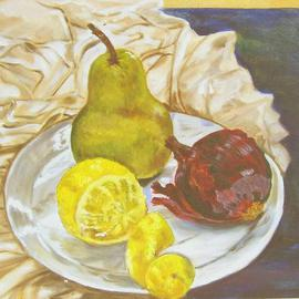Lemon Peel By Caroline Macdonald
