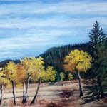 Fall In The Rockies, Carolyn Bishop
