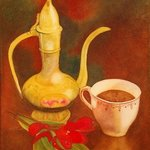 Turkish Coffee By Carolyn Judge