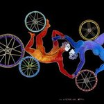 Wheel Balance Dance, Catarina Hosler